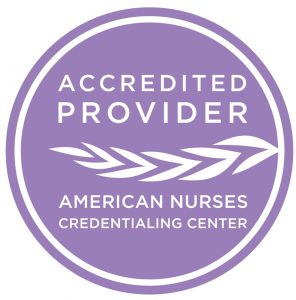 Accredited Provider, American Nurses Credentialing Center
