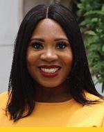 Headshot of Dr. Benita Chatmon