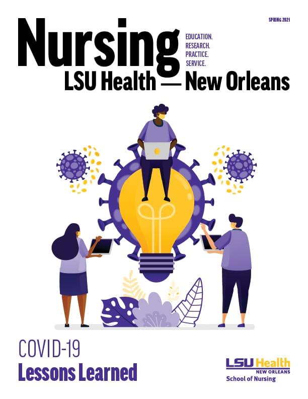 LSU Nursing Magazine